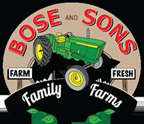 Bose Farms Corn Maze
